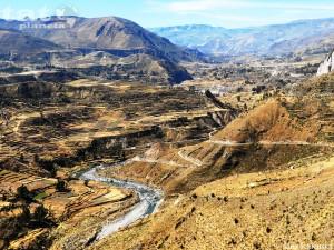 16. Cesta do Colca kaňonu
