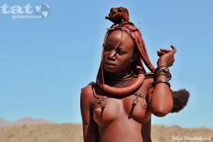 13. Krasavice z kmene Himba