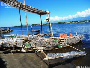 19. Možnost recyklace v laguně u Boca del Cielooo