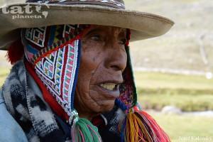 23. Potomek původního indiánského obyvatelstva