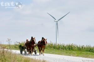 46. Vliv obnovitelných zdrojů elektřiny na ráz krajiny