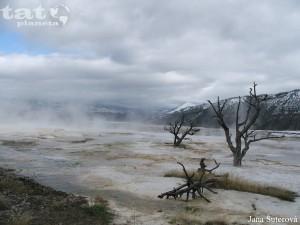 PRODANÉ!!! 67. Yellowstone National Park
