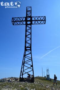 31. Kříž na vrcholu Monte San Vicino