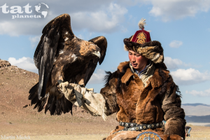 44. Kazašský orlí lovec I.
